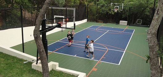 Nexcourt Basketball Courts