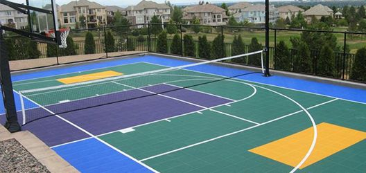 Nexcourt Quality Multi Sport Game Courts For All Sports In North