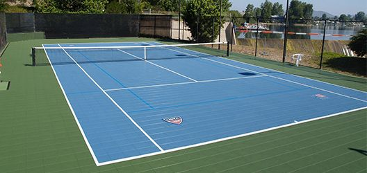 Nexcourt Tennis Courts