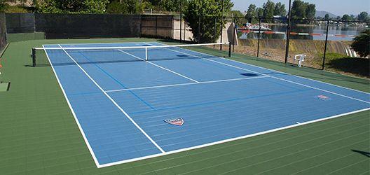 Nexcourt Tennis Courts