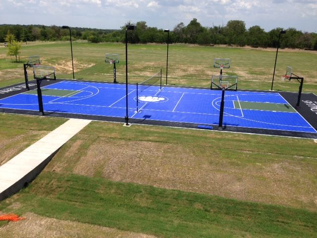 Basketball Courts